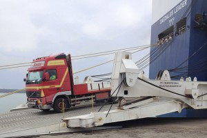 Middle East RoRo Service